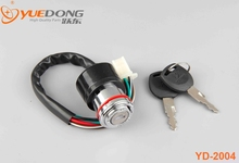 YUEDONG GN125 Ignition Switch for suzuki dio parts motorcycle spare parts for Yamaha Suzuki kawasaki KTM Dirt Bike ATV Scooter(China (Mainland))