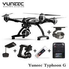 Pre Order Yuneec Typhoon G RTF Drone FPV Quadcopter with Camera Black w/Go Pro MK58 Gimbal & Steady Grip Q500+ RADIO ST10+
