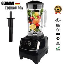 2200 W BPA LIVRE pesados misturador processador de alimentos liquidificador espremedor profissional Barra de Frutas Liquidificador Smoothie de Gelo(China)