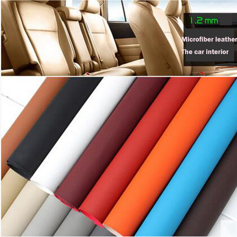 50*140cm Thickening of the PU leather fabric Micro litchi grain leather sofa Car upholstery leatherleather seats Free shipping(China (Mainland))