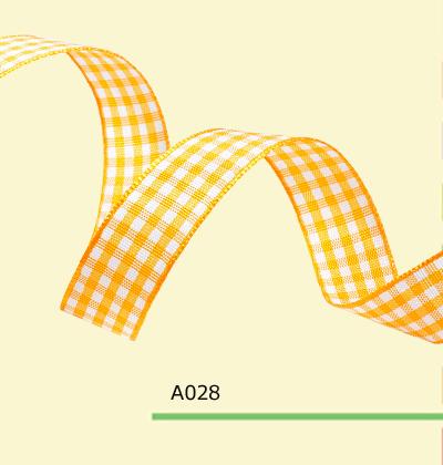 5 8 Inch 15mm font b tartan b font ribbon