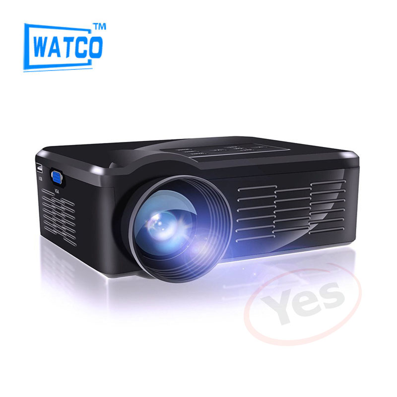 promtion!1080 BLH Mini Multimedia 3d LED Projector BL-35 proyector full hd projetor for home theater/tv box/ipad/vga/hdmi/av(China (Mainland))