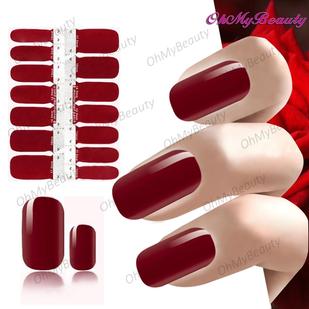 Buy new nail art sticker self adhesive for Adhesif decoration