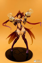 Hot  Game Anime Rage of Bahamut Cerberus Cute Sexy Max Factory 1/7 Scale 23.5CM  Action Figure Toys New