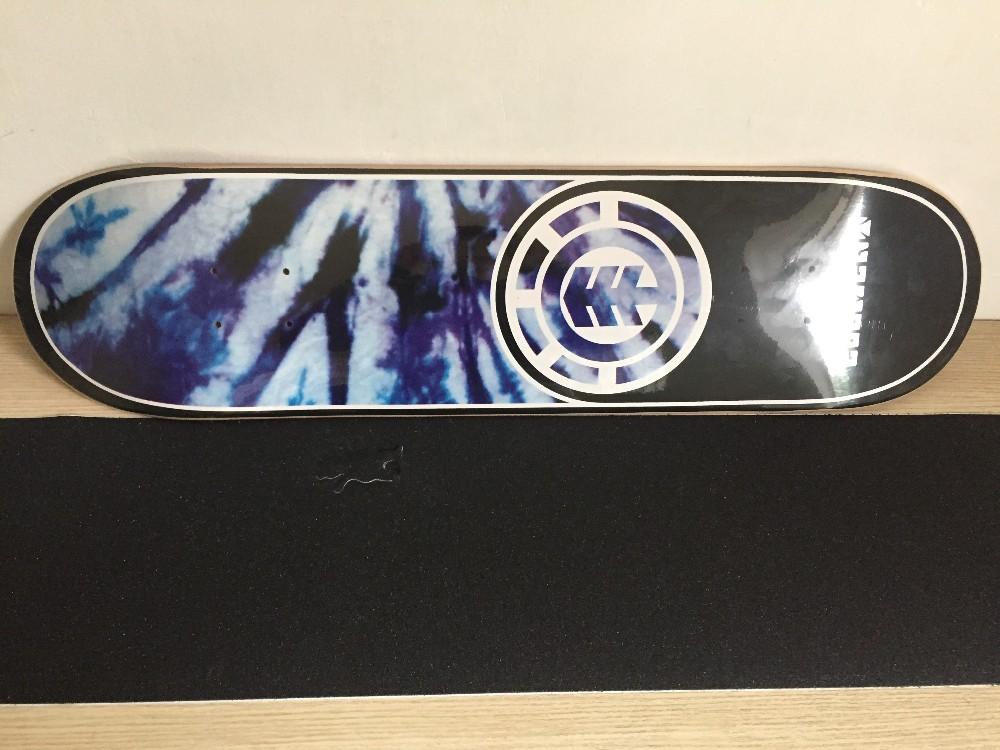 Pro Americal Original Brand Element 7.75  Light Canadian Maple Deck Street skateboard deck<br><br>Aliexpress