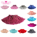 New Arrival 2014 Women Soft Fabric 65cm Long Sexy Chiffon Maxi Petticoat Rockabilly Pettiskirt Tulle Tutu Skirt Slip 50s Retro