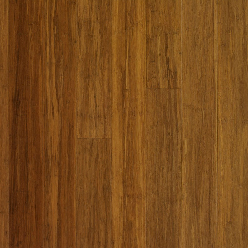 click strand woven bamboo flooring carbonized in garden