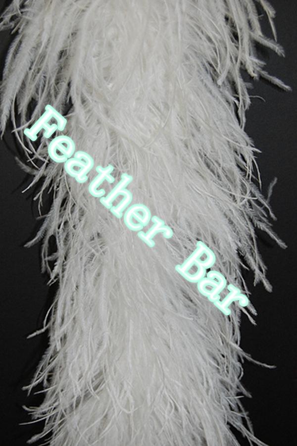 20 м страус боа из перьев 5 норма белый цвет полный и пушистый марабу перо полоски для бурлеск