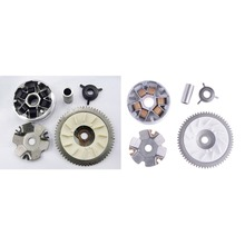 For GY6 50cc Engine Complete Variator For 139QMB 4 Stroke Scooter Mopeds [PX09]