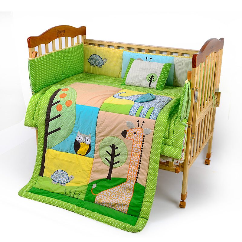 Set Sheet Picture More Detailed Picture About Gender Neutral Nursery Beddin
