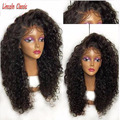 8A Grade new season Glueless Full lace Wigs Virgin Brazilian Human Hair Wig Curly Full Lace