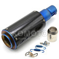 Motorcycle Parts Carbon Fiber Motorcycle Exhaust Pipe Muffler For Honda CB400 UTEC400 GROM CBR300R CB300F FA