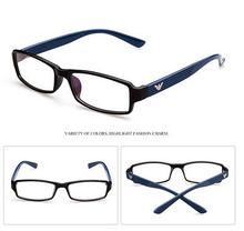 2014 new brand design plain glasses men women eyeglasses frame computer glasses optical glasses oculos de grau S143