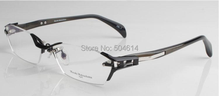 Japanese Frameless Eyeglasses : 2014 Lastest Hotselling Fashion Unisex Mens Strong Rimless ...