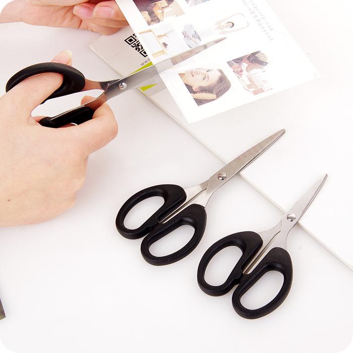 Office scissors, scissors, stainless steel scissors(China (Mainland))