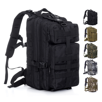 Outside sport mountaineering bag 3p attack backpack molle assault bag lovers Camouflage backpack discount sale promotional item