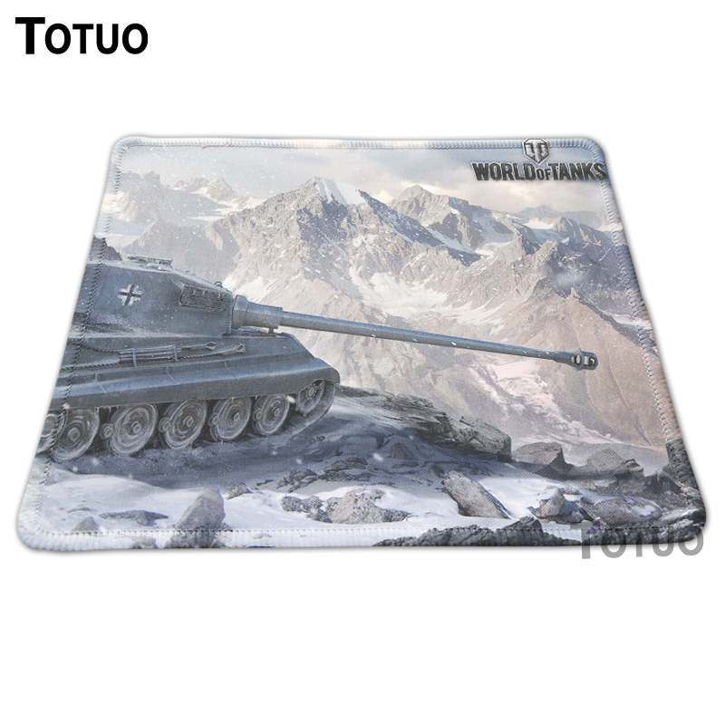 Time-Limited Tank Of World Mouse Pad Laptop Computer PC Black Rubber Mice Mat For Dota2 CSGO LOL Mousepad 250X210MM(China (Mainland))
