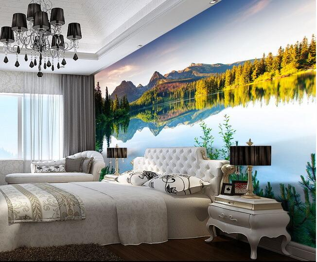 Compare prices on 3d fairyland online shopping buy low for Custom mural cost