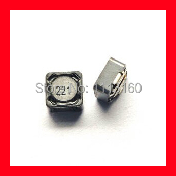7*7*4 SMD Shielding power inductor 220UH shielded inductor marking 221(China (Mainland))