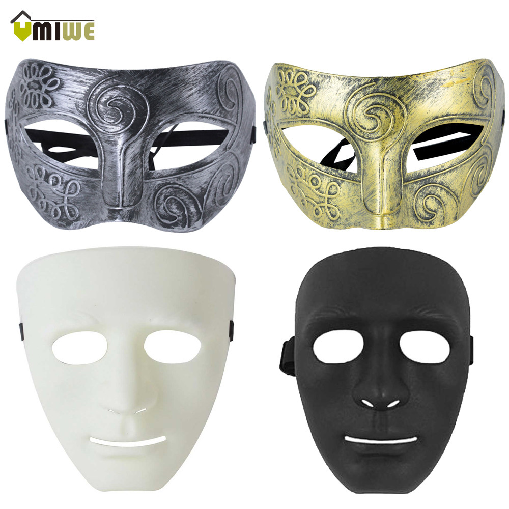 Online Buy Wholesale blank halloween mask from China blank ...