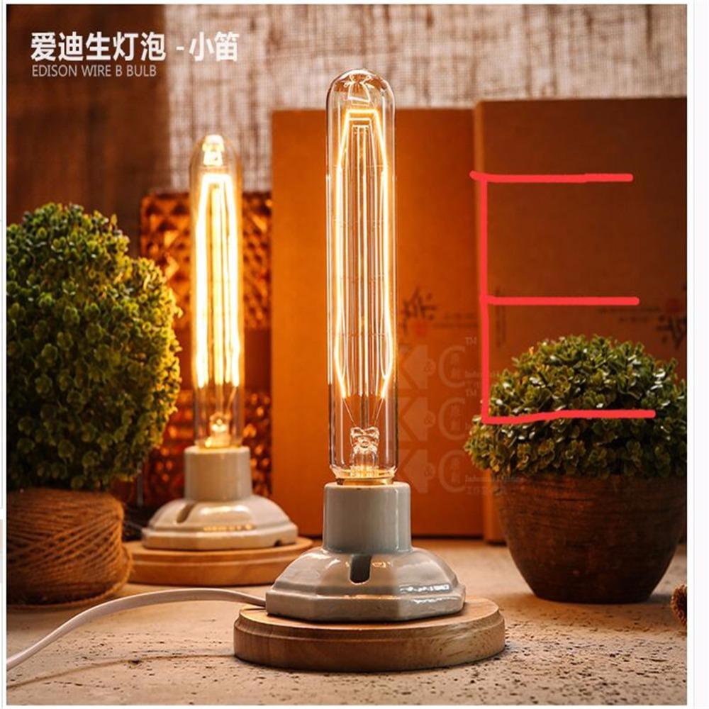 Acquista all 39 ingrosso online tradizionale lampade da for Basi in ceramica per lampade da tavolo