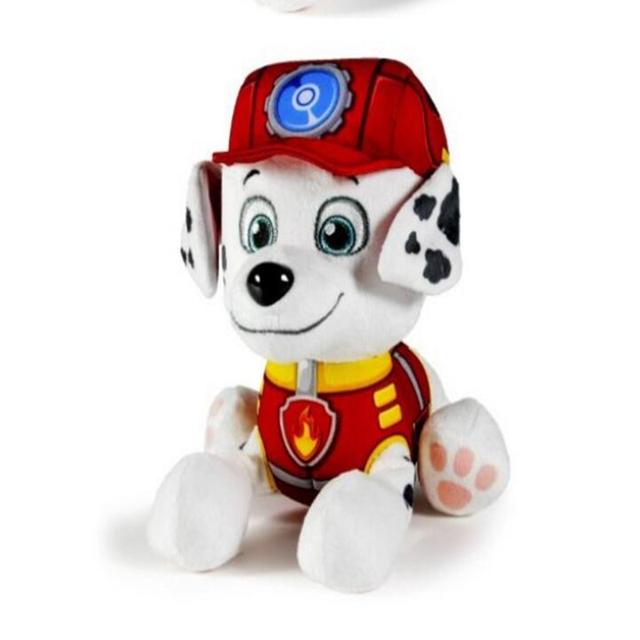 Высокое качество Далматинец Маршалл Игрушка кукла собака Плюшевые игрушки для ребенка 20 см Мягкие безделушки подарок на день рождения и детей подарок