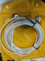 PL259 UHF to SO239 coaxible cable RG 316 5 meters little signal loss for QYT KT
