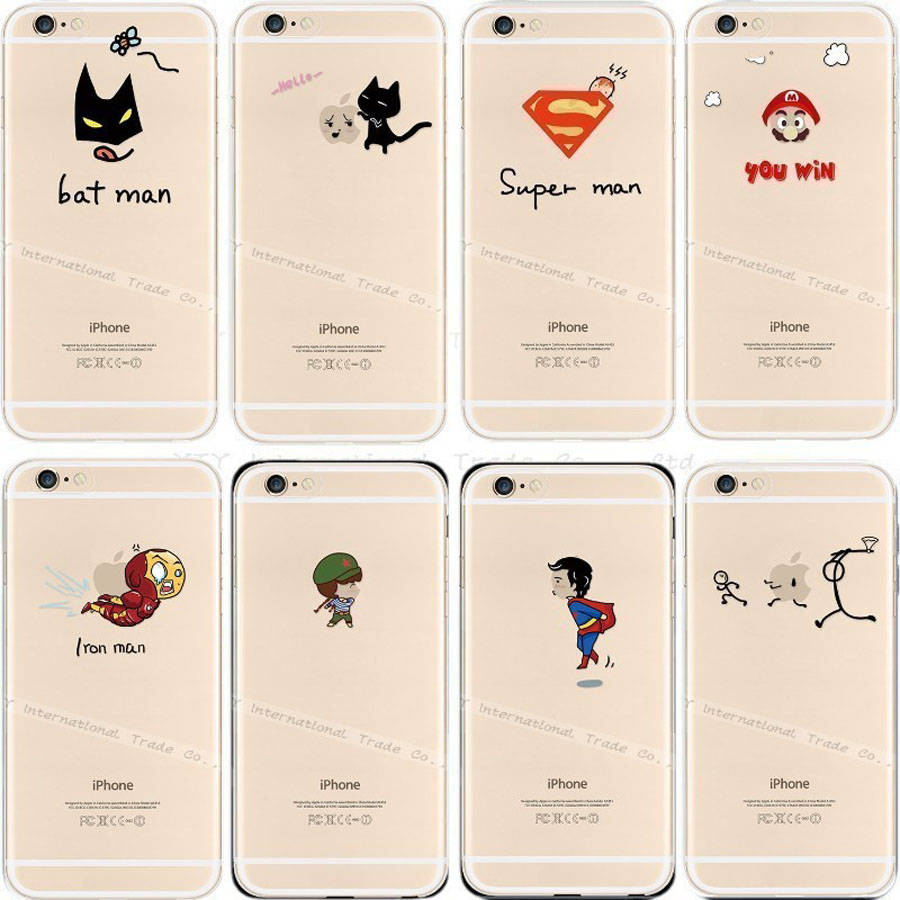 6/6S Back Phone Cover Apple iPhone 6 6S Case Cases Cellphone Shell Covers Logo Gasp 2016 Hot Sold! Fashion - Mobile Accessories/Case And Mp3 Store store