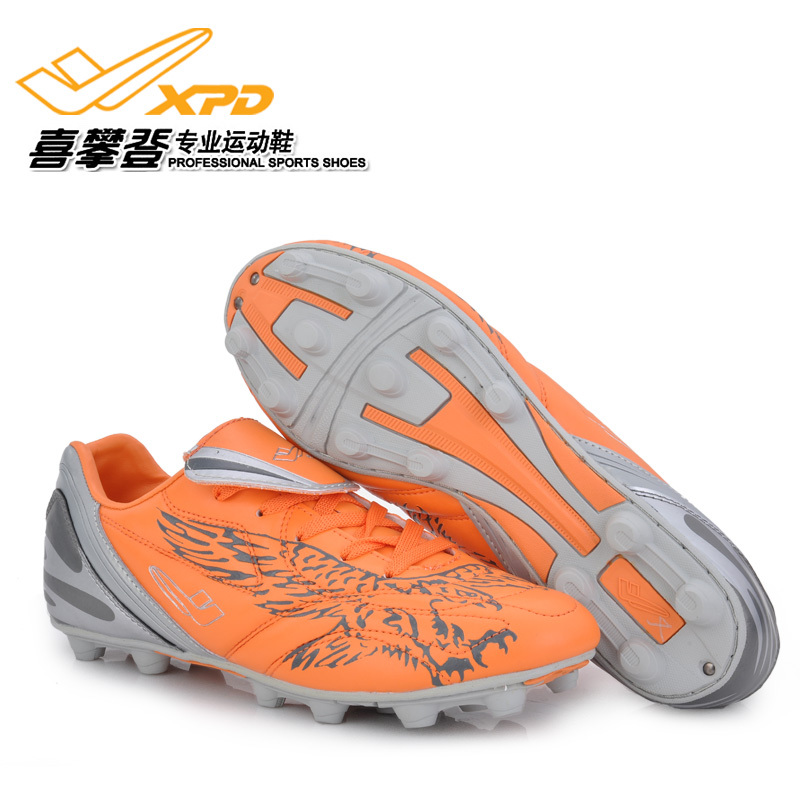 Eagle three generations of gel nails football shoes outdoor football male sport shoes sneakers wire nail football shoes(China (Mainland))