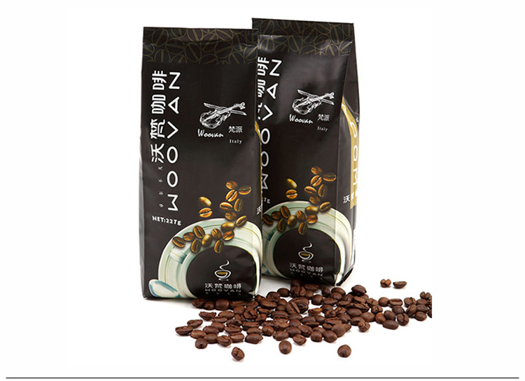 New High quality 454g Ethiopia Mocha Coffee Beans Baking charcoal roasted Original green food slimming coffee