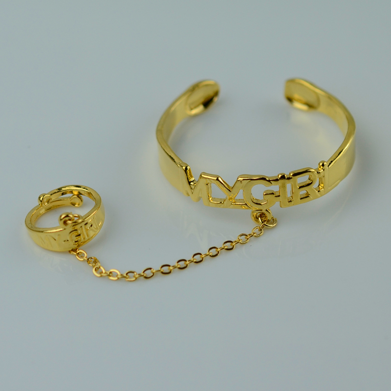 Buy Baby Bangle Ring Set Jewelry My Girl