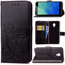 Buy Meizu M5 Case Meizu m5 mini Leather Wallet Cover Luxury Retro Flip Wallet Case Meizu m5 m5 Mini 5.2 inch Stand Card Holder for $3.03 in AliExpress store