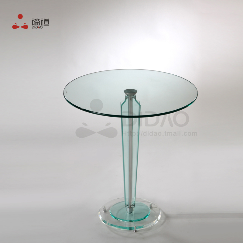 small apartment furniture tea table round table acrylic