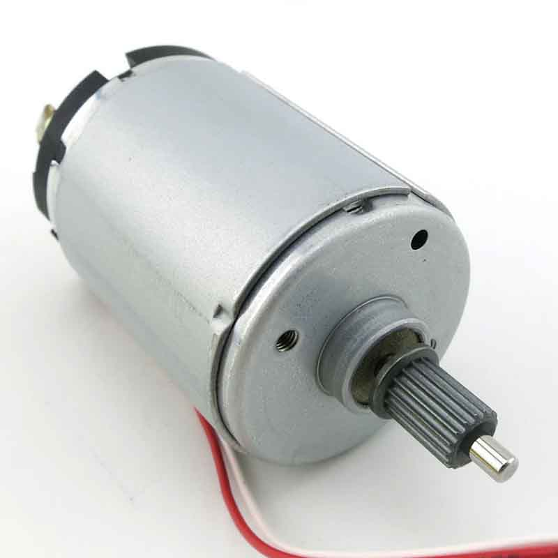 545 DC3V 24V Large torque DC motor Low noise motor Scientific experiments wind turbines micro motors