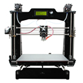 3D Printer DIY KIT Reprap Prusa I3 2 in 1 out Switchable Hotend Wholesale 5KG PLA
