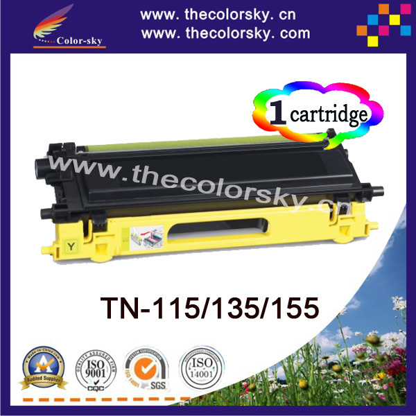 (CS-TN115) Color compatible toner printer cartridge for Brother tn115 tn135 mfc9840 dcp9040 dcp9045 dcp9042 (5k/4k pages)<br><br>Aliexpress