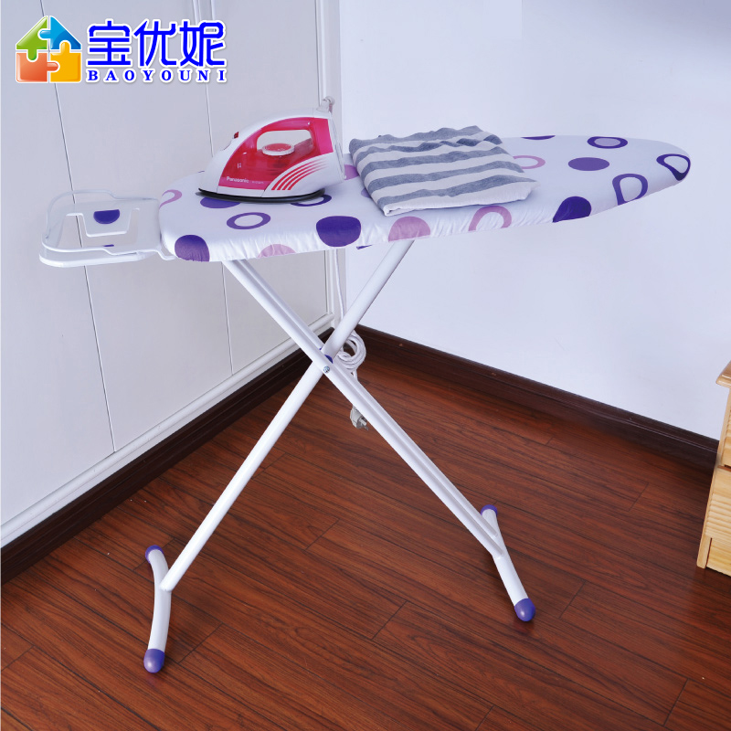Household ironing board ironing board desktop folding flatheads plate hot hanger electriciron plate Large(China (Mainland))
