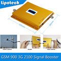 2015 Newest LCD Display GSM 900 Repeater 3G 2100 Cell Phone Signal Booster GSM 900 WCDMA