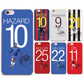 Ultra Thin Football Clear Phone Cases Coque For iPhone 5 5S SE 6 6S 7 7