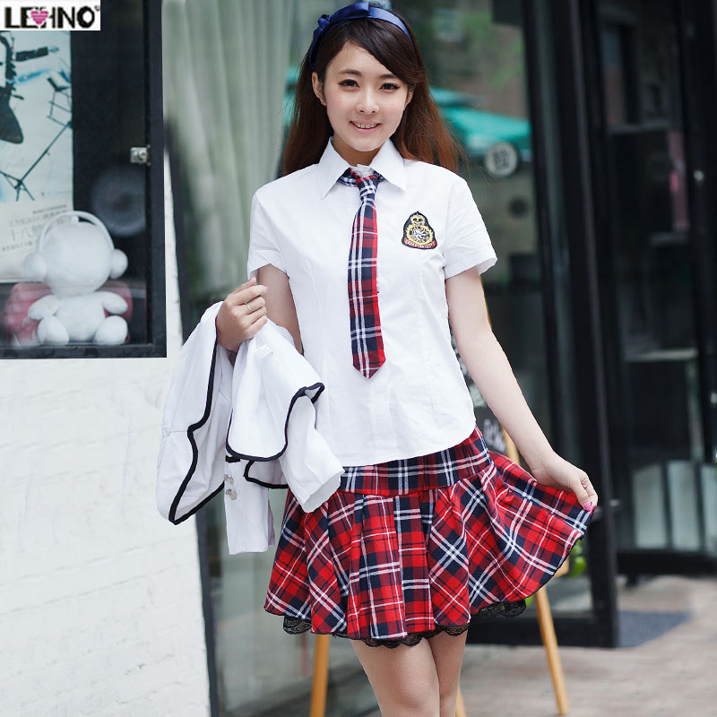 Korean School System  Renting School Uniforms  Glass