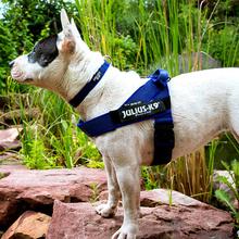 ЮЛИЙ K9 Большой собак проводки Pet нагрудный Собака буксировки веревка дышащий жилет наклейка Портативный проводов собака воротник