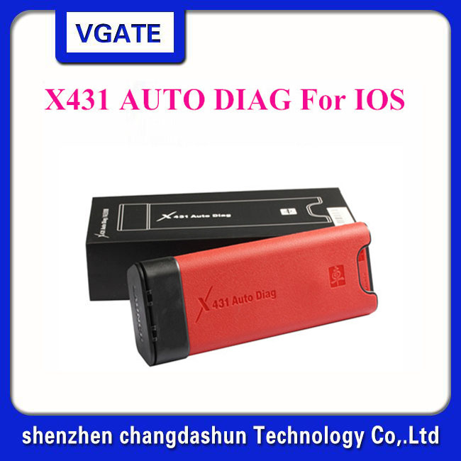 A++ Quality La-unch X431 iDiag Auto Diag for IOS(iPhone) X-431 AutoDiag intelligent Update Online Hot Selling<br><br>Aliexpress