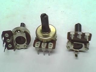 50 161 k 16 PCS/LOT 161 potentiometer shaft(China (Mainland))