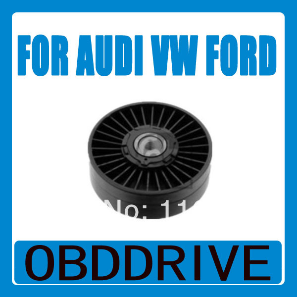 [OBD DRIVE] 028145278E Belt tensioner fit for AUDI 80 A6 fit for FORD II AND for VW PASSAT GOLF III CADDY II BOX(China (Mainland))
