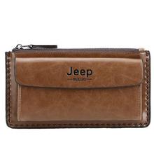 2016 tide Men's handbag Korean casual handbag business handbag Jeep Grand atmospheric purse man bag Card