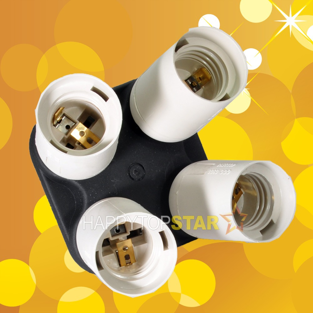 Аксессуары для фотостудий Happytopstar E27 E26 4 X fr CFL