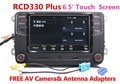 6 5 inch MIB Bluetooth Radio RCD330 RCD510 RCN210 RCD320 RCD330G Plus For VW Golf 5