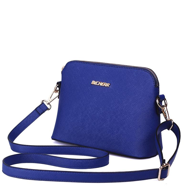 2015 Fashion New Style Solid Shell Women Shoulder Bags Female Brand PVC Small Soft Casual Ladies Handbags Candy Color(China (Mainland))