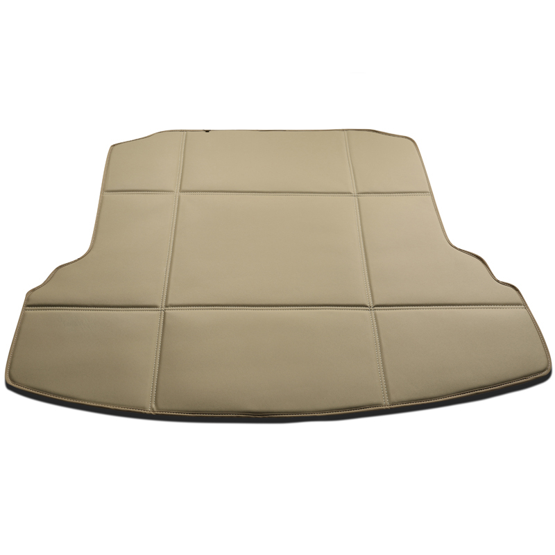 Aliexpress Com Buy Leather Special Car Trunk Mats For Peugeot206 207 307 301 307cc 308cc 308sw