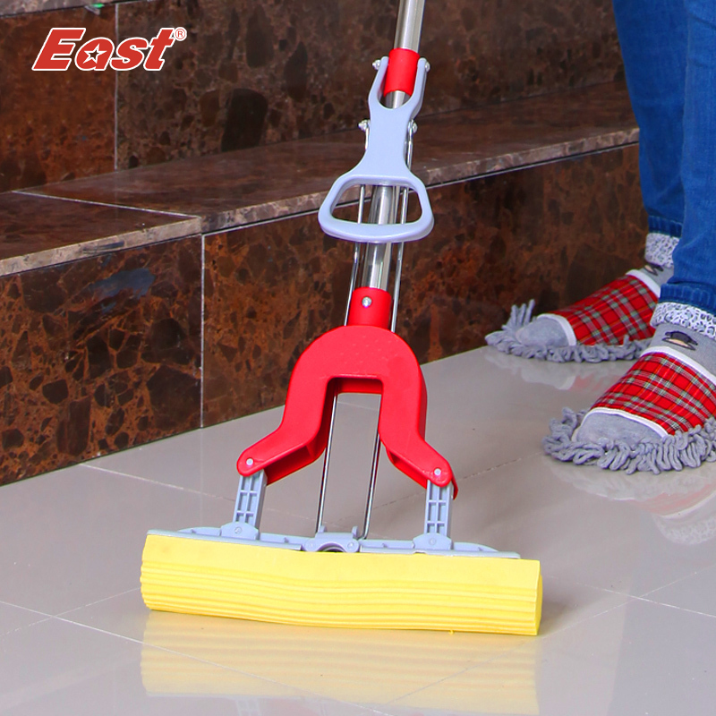 EAST PVA Collodion Mop Household Cleaning Tools Squeeze Water Convenient and high-efficiency Household good helper(China (Mainland))